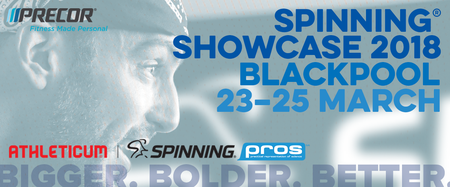 SPINNING® SHOWCASE 2018 - Fitness P.R.O.S Conference