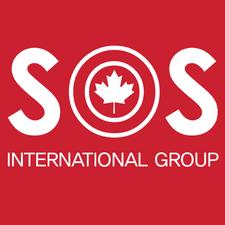 SOS Canada - Philippine Team logo
