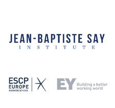 Jean-Baptiste Say Institute ESCP Europe / EY & RCI logo