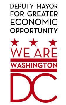 Deputy Mayor for Greater Economic Opportunity logo
