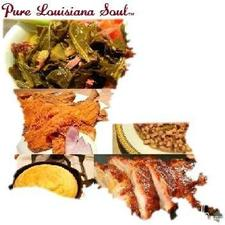 Chef H.D. Harris, Pure Louisiana Soul-Food Tours, Cooking Demos and Culinary Experiences  logo