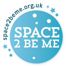 Space 2 Be Me logo