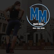 Marte Media logo
