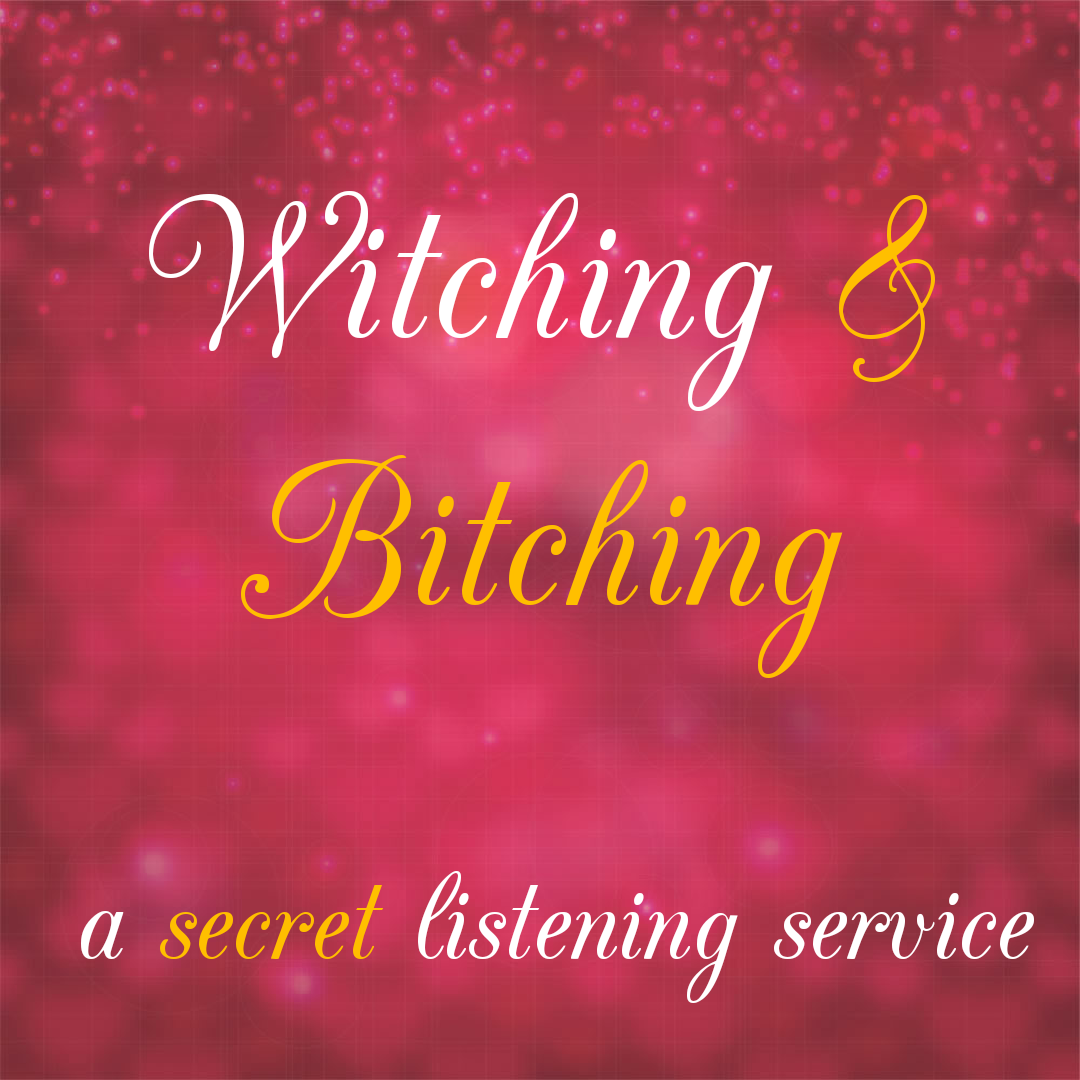 Witching & Bitching logo