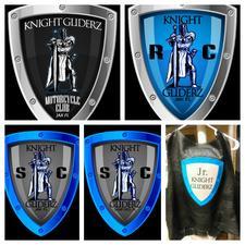 Knight Gliderz MC/RC/SC logo