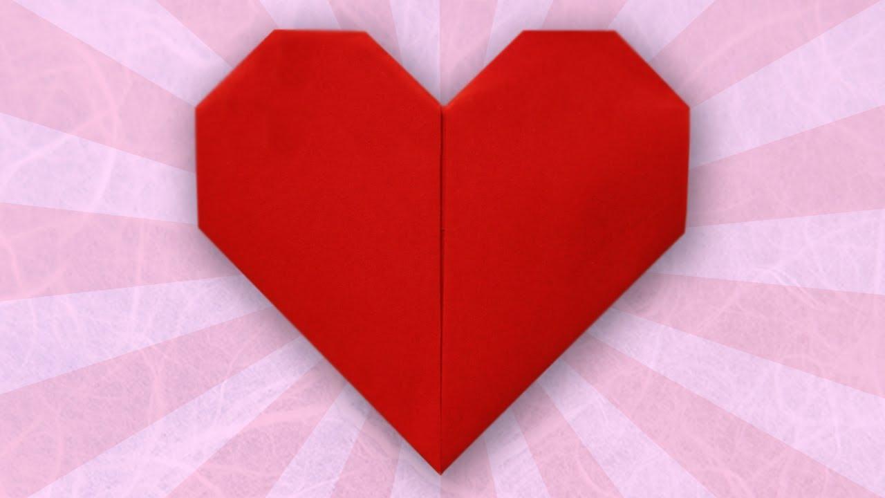 valentines day origami craft program