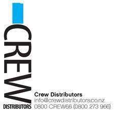 Crew Distributors logo