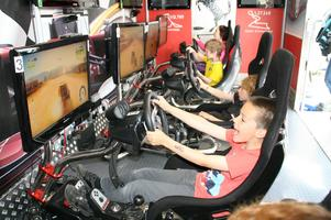 Families Only - Virtual Driving Experience