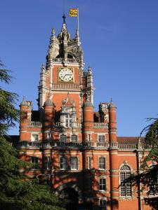 Choral Music Office, Royal Holloway, University of London logo