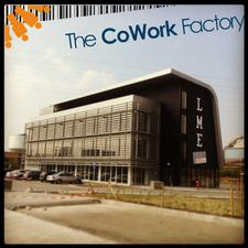 The Cowork Factory logo