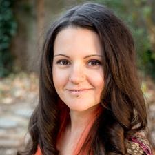 Danielle Stimpson for Learn Reiki Philadelphia  logo