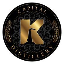 Capital K Distillery logo