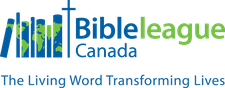 Bible League Canada logo