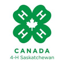 4-H Saskatchewan  logo