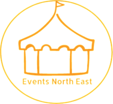 Events North East logo