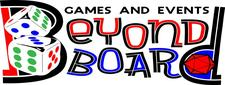 Beyond Board Games and Events logo