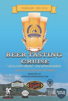 Oahu Beer Cruises: Come Meet the REPS **GRAND OPENING