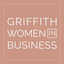Griffith Women in Business logo