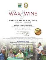 SDRVC's Wax & Wine 2018