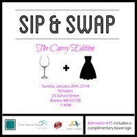 Sip and Swap: The Curvy Edition