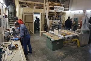 Wood Shop Orientation
