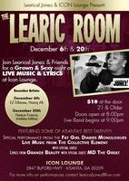 The Learic Room- Holiday Concert
