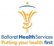 Centre for Education & Training, Ballarat Health Services (BHS) logo