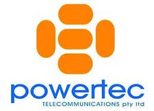 Powertec Telecommunications P/L logo