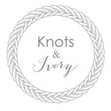 Knots & Ivory logo