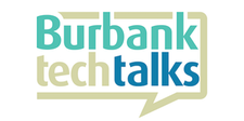 The City of Burbank, and TechFire logo