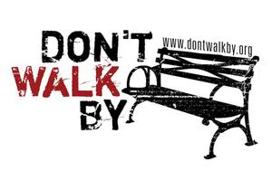 Don't Walk By 2014 - Downtown Outreach