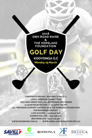 Road Raise + Kerslake Foundation Golf Day