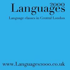 Languages2000 Director Susan Isaacs logo