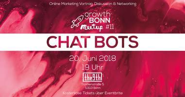 Chat Bots | GrowthBONN Meetup #11