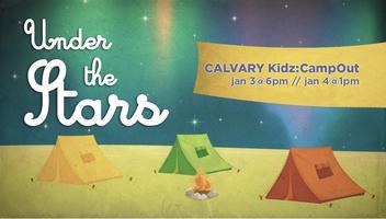 CALVARY Kidz CampOut 2014