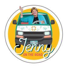 Jenny On The Road logo