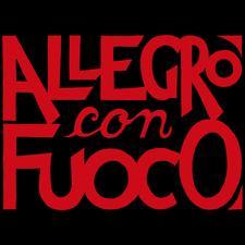 Allegro con Fuoco logo