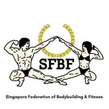 SFBF (Singapore Federation of Bodybuilding & Fitness) - IFBB Singapore  logo