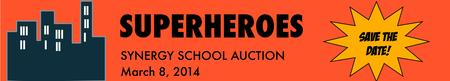 Synergy Auction - SUPERHEROES