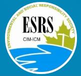CIM Environmental & Social Responsibility Society logo
