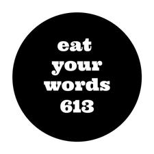 Eat Your Words logo