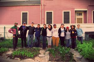 Organic Farm Alternative Break with Jewish Farm School