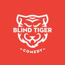 Blind Tiger Comedy logo