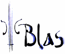 Blas International Summer School of Irish Traditional Music & Dance logo