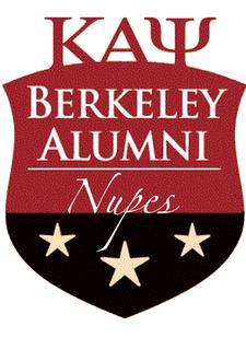 Berkeley Alumni Chapter of Kappa Alpha Psi Fraternity, Inc. logo