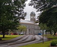 Mayo University Hospital and GMIT logo