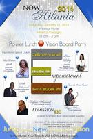 NOW-Atlanta 2014 Power Luncheon & Vision Board Party