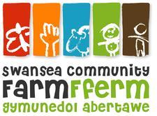 Swansea Community Farm logo