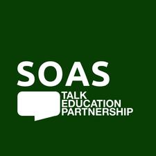 SOAS Talk Education Partnership logo