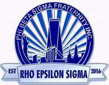 Phi Beta Sigma Fraternity, Inc.- Rho Epsilon Sigma Chapter logo